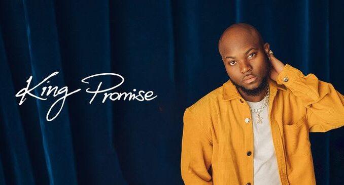 King Promise - Slow Down Instrumental