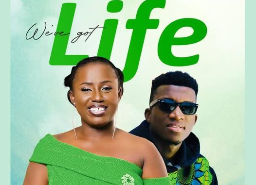 Diana Hamilton – We've Got Life ft Kofi Kinaata
