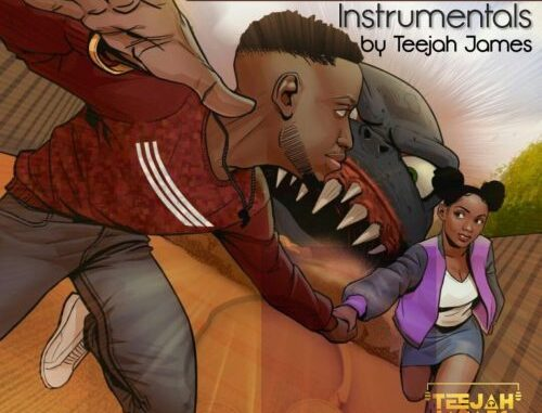 Chike – Running (Too You) Instrumental ft. Simi